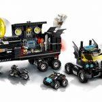 LEGO Mobile Bat Base