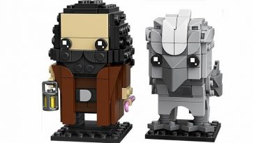 Lego BrickHeadz Hagrid and Buckbeak