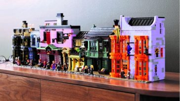 Lego Diagon Alley