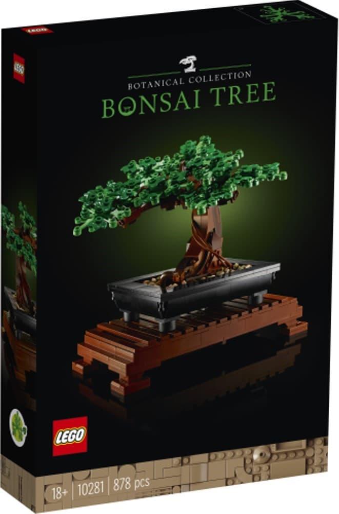 LEGO Botanical Collection bonsai tree