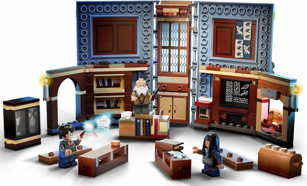 LEGO Harry Potter Moments charms