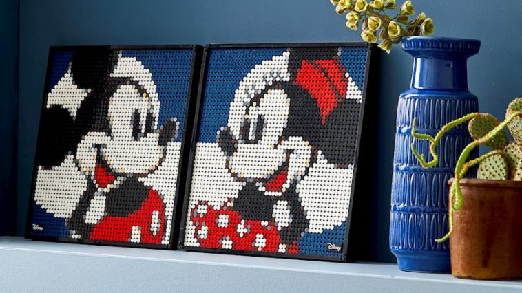 LEGO Art Mickey Mouse