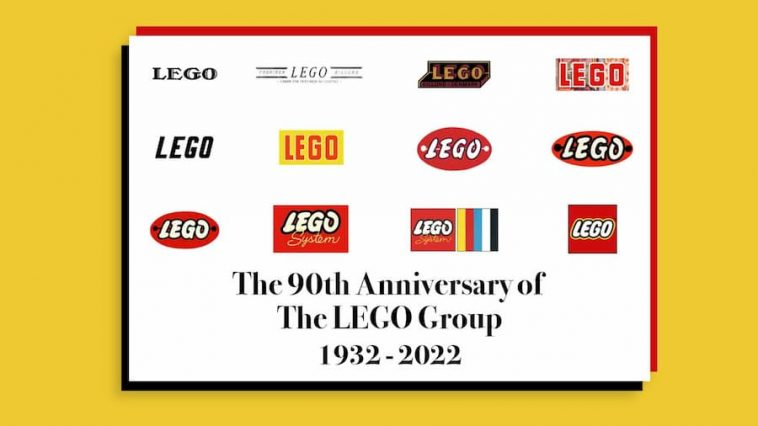 LEGO 90th Anniversary