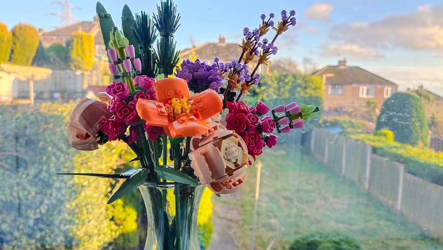 LEGO Flower Bouquet