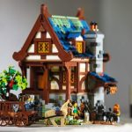 LEGO Medieval Blacksmith