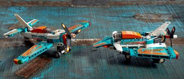 LEGO Technic 42117 Race Plane 2 (1)