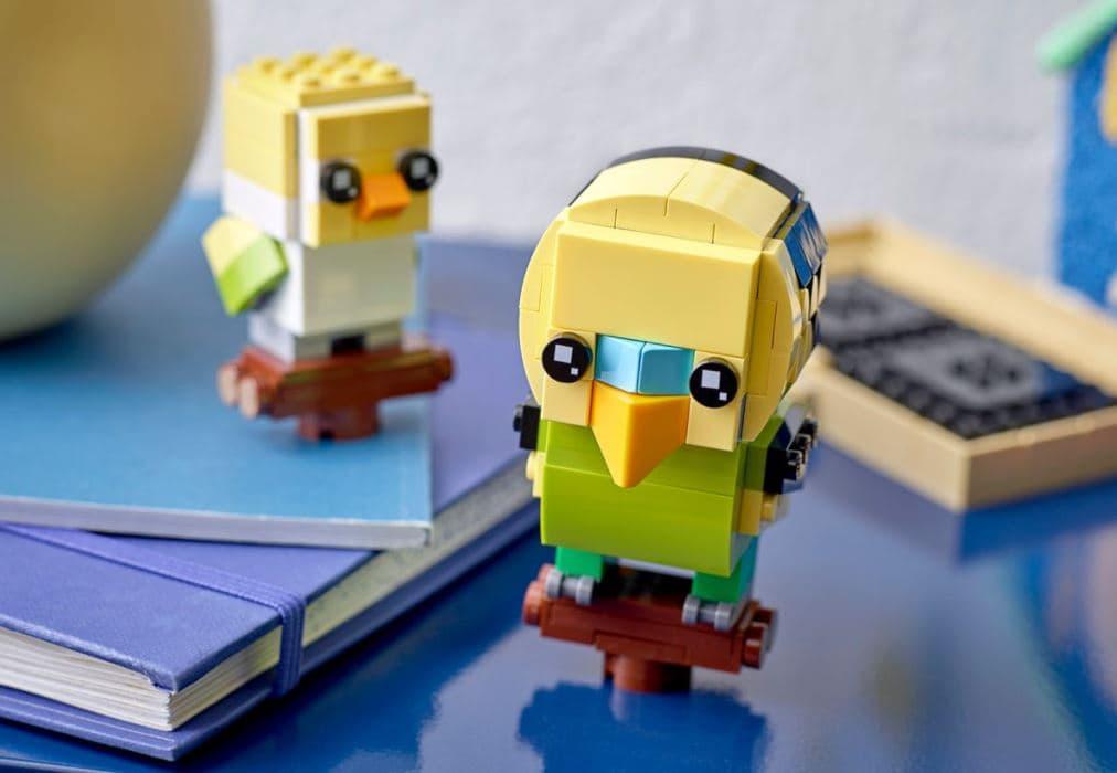 LEGO Brickheadz Pets Budgie