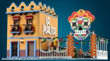 LEGO Ideas La Placita