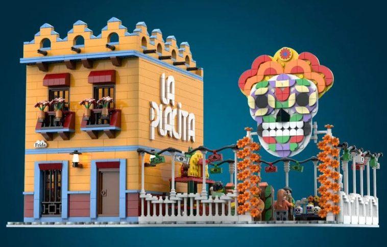 LEGO Ideas La Placita