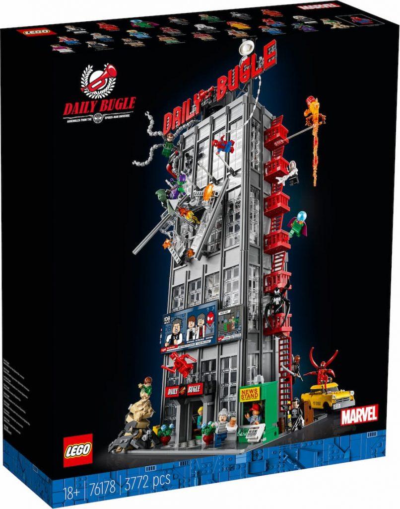 LEGO 76178 Daily Bugle