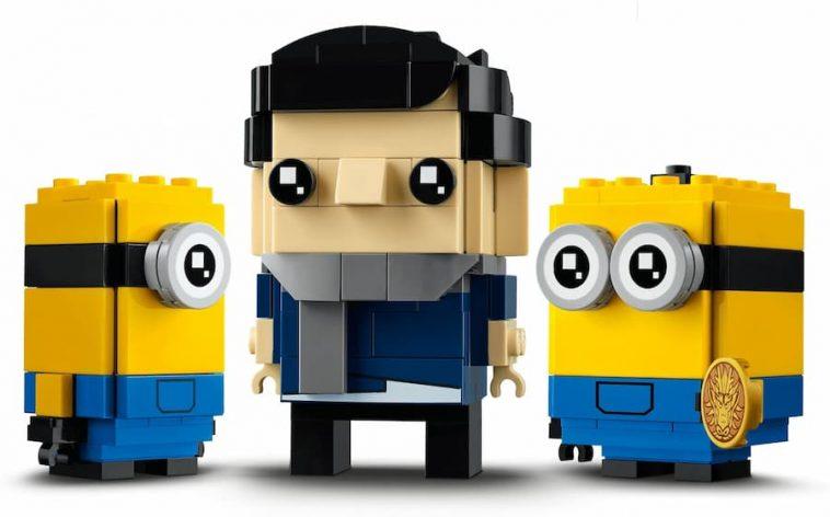 LEGO Brick Headz Minions