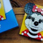 LEGO Brick Sketches 40457 Minnie Mouse