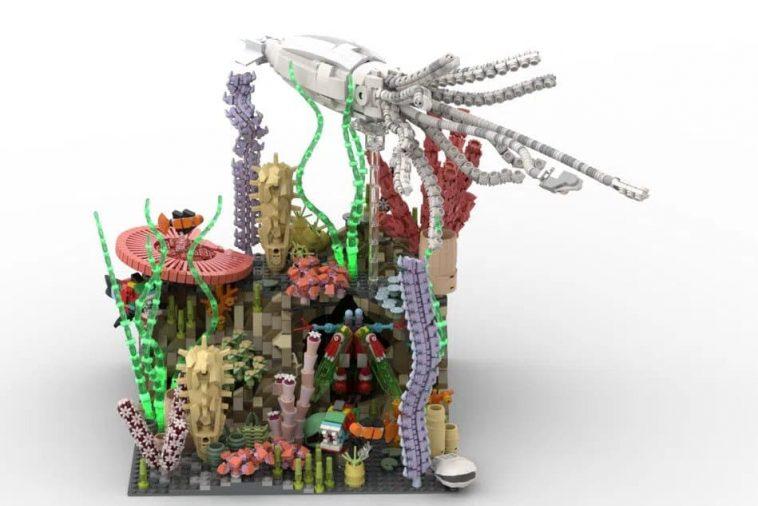 LEGO Ideas Coral Reef