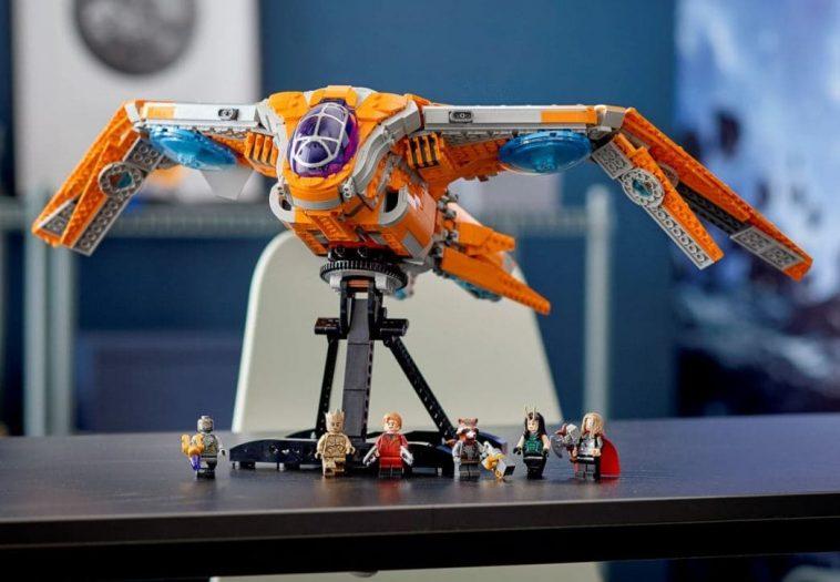 LEGO Marvel The Guardians Ship