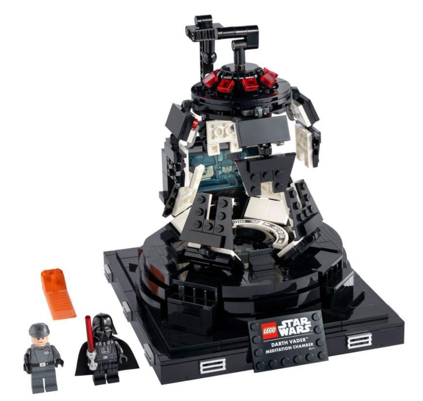 Darth Vader Meditation Chamber