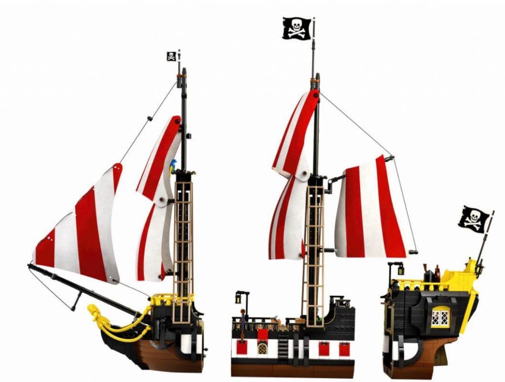 LEGO Ideas 21322 Pirates of Barracuda Bay Review