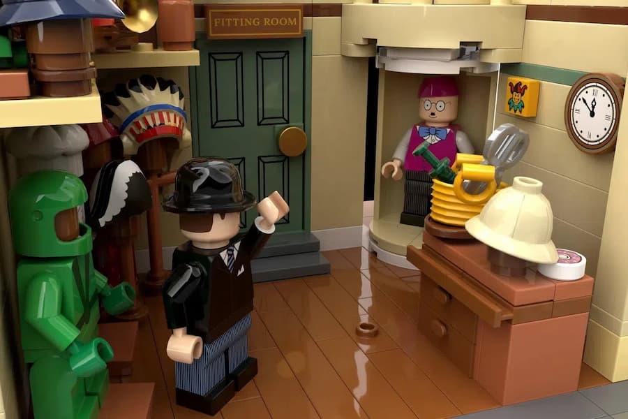 LEGO Ideas Mr. Benn