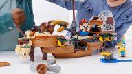 LEGO Super Mario Bowser's Airship