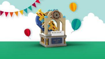 LEGO VIP Swing Ship Free Gift