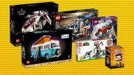 LEGO August 2021 releases