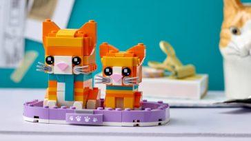 LEGO BrickHeadz Pets
