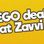LEGO Deals at Zavvi