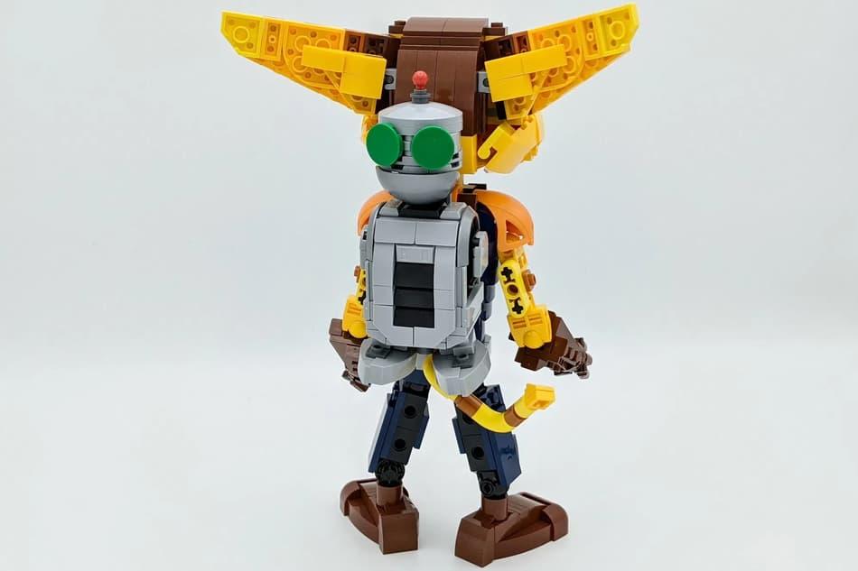 LEGO Ideas Ratchet & Clank
