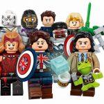 LEGO Minifigures Marvel series
