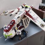 LEGO Star Wars 75309 Republic Gunship