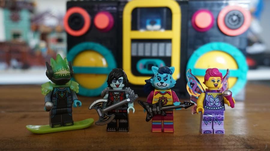 LEGO Vidiyo 43115 The Boombox Review