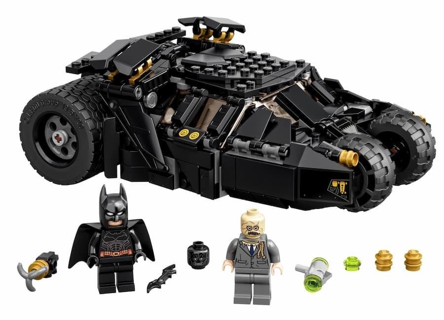 LEGO 76239 Batman Tumbler Scarecrow Showdown