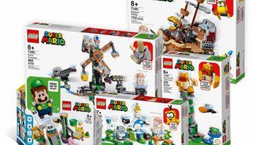 LEGO SUper Mario Ultimate Bundle