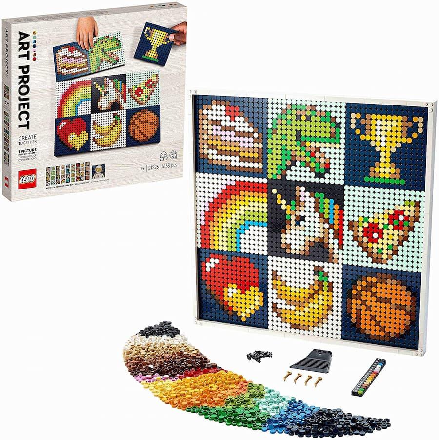 LEGO 21226 Art Project