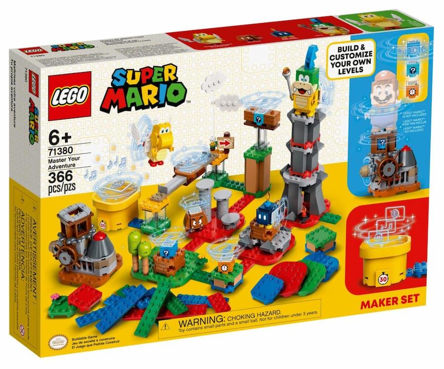 LEGO 71380 Super Mario Master Your Adventure